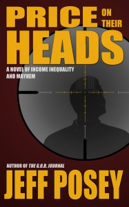 Price on Their Heads Cover. Art design by Brandon Swann.