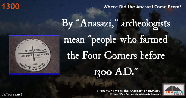 Who Were the Anasazi on BLM.gov